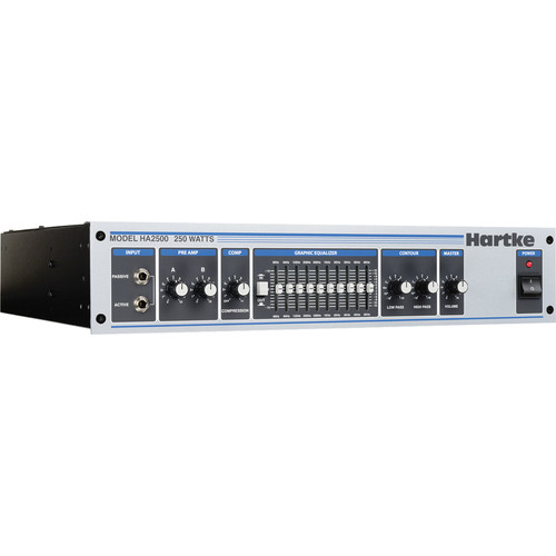 Hartke HA2500 Bass Amplifier (250W)