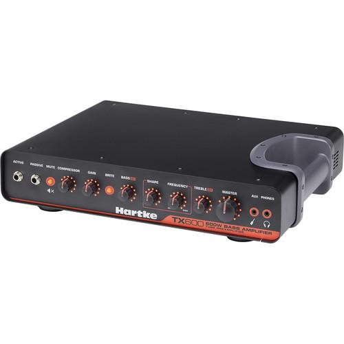 Hartke TX600 600W Bass Amplifier Head
