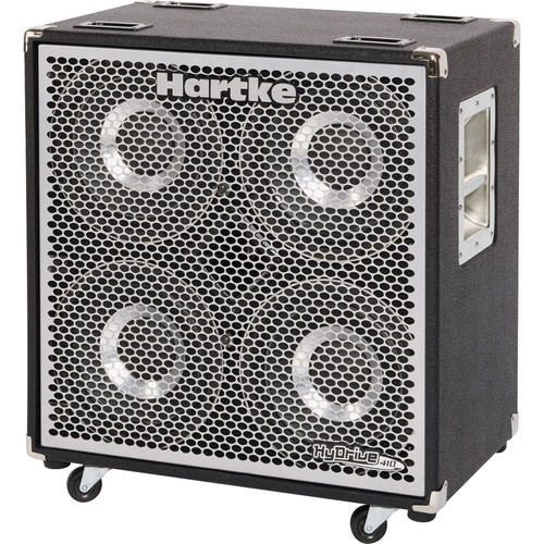 "Hartke HyDrive 410 4x 10"" Bass Cabinet Speaker"