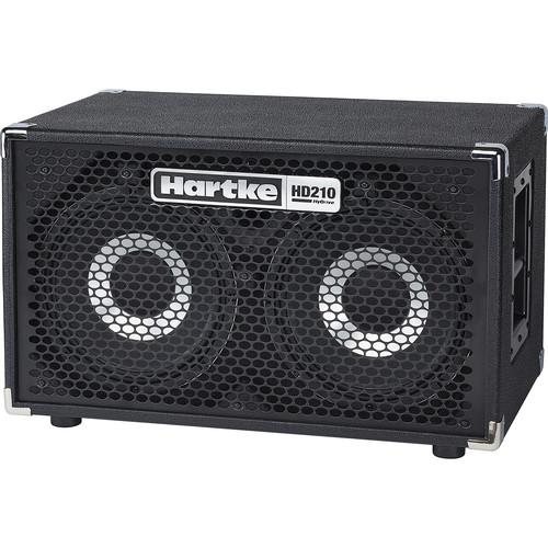 "Hartke HD210 HyDrive Series HD 2x10"" 500W Bass Cabinet"