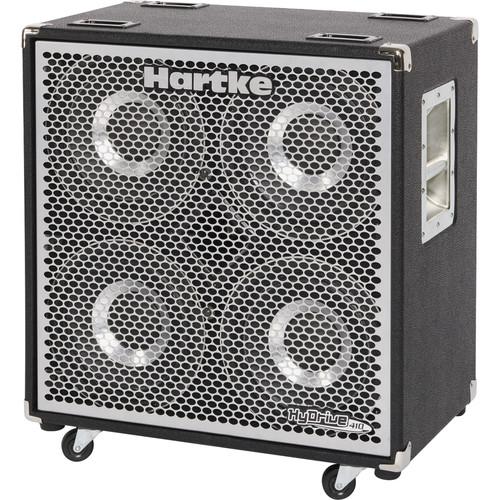"Hartke HD410 HyDrive Series HD 4x10"" 1000W Bass Cabinet"