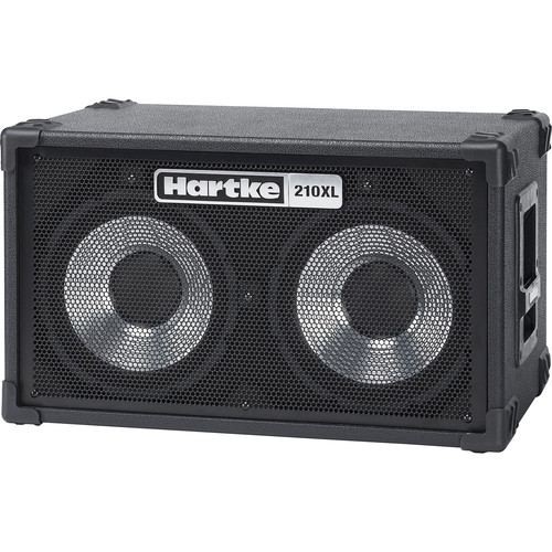 Hartke 210XL V2 200W 2x10 Speaker Cabinet for Electric Bass Amplifiers