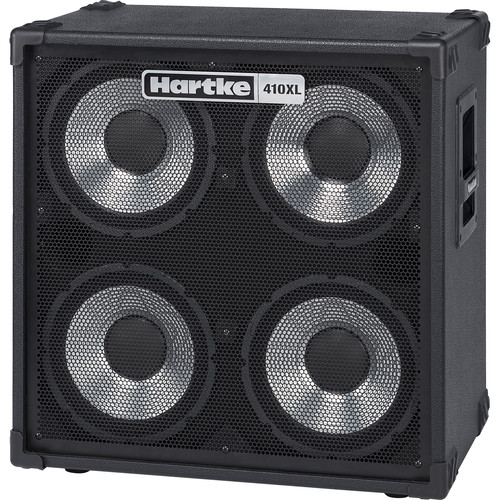 Hartke 410XL V2 400W 4x10 Speaker Cabinet for Electric Bass Amplifiers
