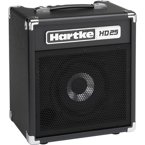 "Hartke HD25 25W 1x8"" Combo Amplifier for Electric Bass"
