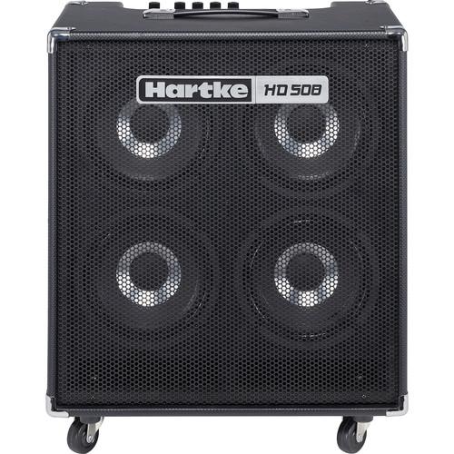 Hartke HD508 500W 4x8 Bass Combo Amplifier