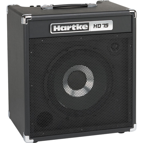 Hartke HD75 75W 1x12 Combo Amplifier for Electric Bass