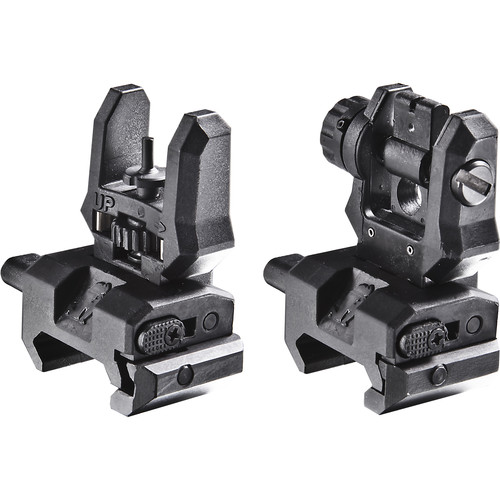Hartman Folding Flip Up Sight Set