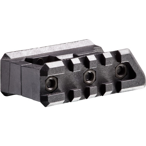 Hartman Front-Mounted Dual Picatinny Accessory Rail (M16, M4, AR15)
