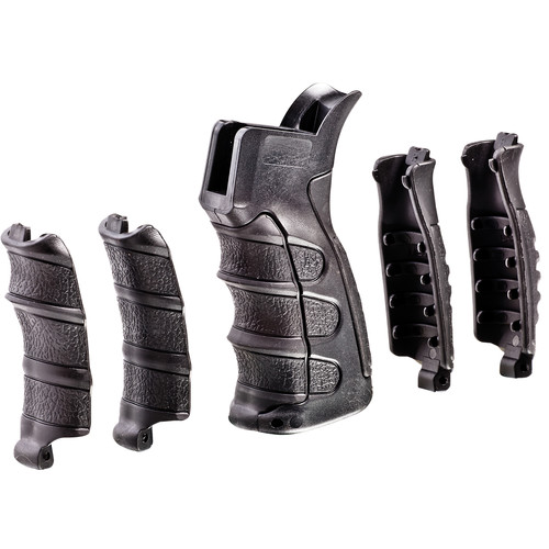 Hartman Grip with 6 Interchangeable Front and Back Pads (M16 and M4)