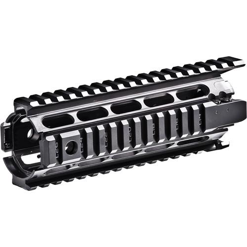 Hartman Aluminum Picatinny Quad Rail (M16, M4, AR15)