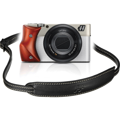 Hasselblad Stellar Special Edition Digital Camera (White/Padouk, Black/White Strap)