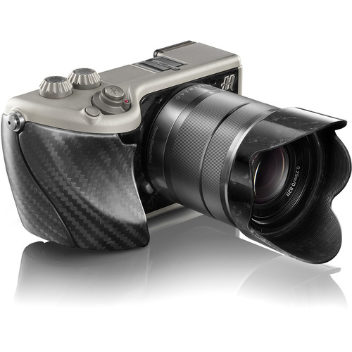 Hasselblad Lunar Mirrorless Digital Camera with 18-55mm Lens (Carbon Fiber)