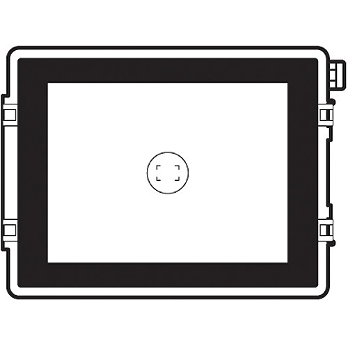 Hasselblad Focusing Screen - HXD-31/40 Standard