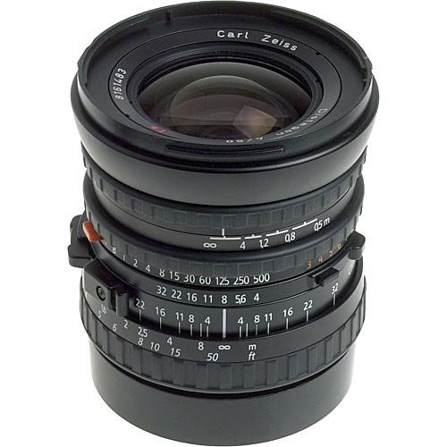 Hasselblad 50mm f/4 CFI Distagon FLE T Lens
