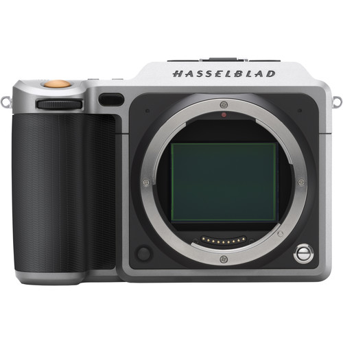 Hasselblad X1D-50c Medium Format Mirrorless Digital Camera (Body Only, Silver)