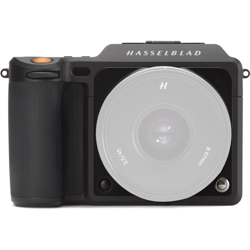 Hasselblad X1D-50c Medium Format Mirrorless Digital Camera (Body Only, Black)