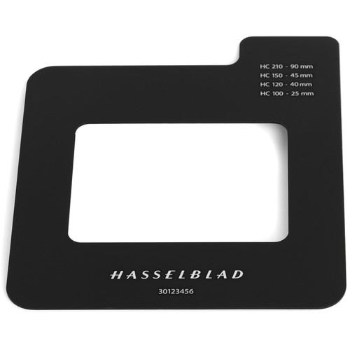 Hasselblad Rectangular Mask for V-System Pro Shade 6095