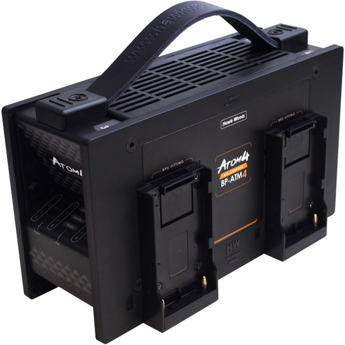 Hawk-Woods BP-ATM4 BPU ATOM 4-Channel Fast Charger