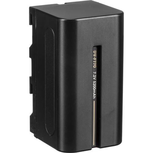 Hawk-Woods DV-F770 7.2V, 5200mAh Lithium-Ion Battery (38Wh)