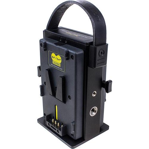 Hawk-Woods Reel Power 2-Way V-Mount Battery 29.4 VDC Power Adapter