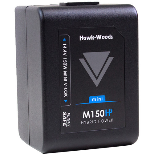Hawk-Woods Mini V-Lok 14.4V 150Wh Li-Ion Battery