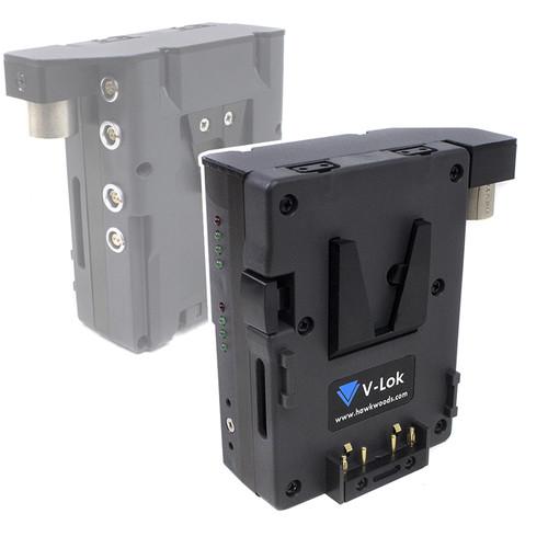 Hawk-Woods V-Lok Sony Venice Adaptor (Dual Input) Lock In