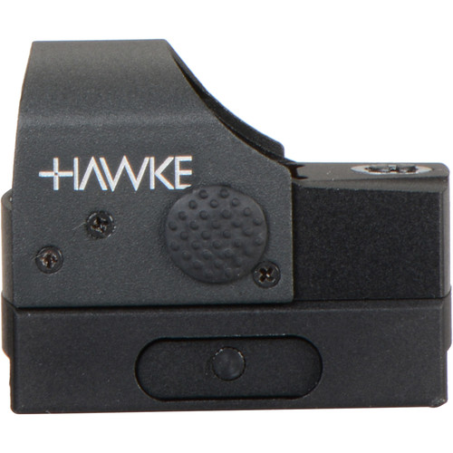 Hawke Sport Optics Red Dot 1X Reflex Sight (Weaver Rail)
