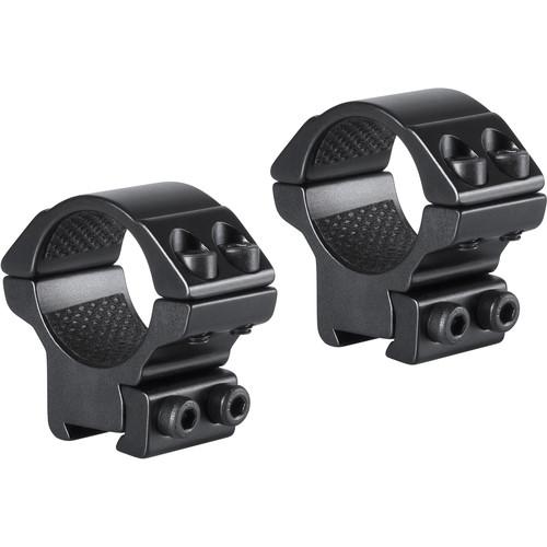 "Hawke Sport Optics 2-Piece 1"" Match Mount for 9-11mm Rails (Low)"