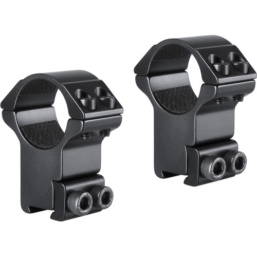 "Hawke Sport Optics 2-Piece 1"" Match Mount for 9-11mm Rails (High)"