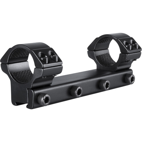 "Hawke Sport Optics 1-Piece Match Mount (1"", Aluminum, Medium, Matte Black)"
