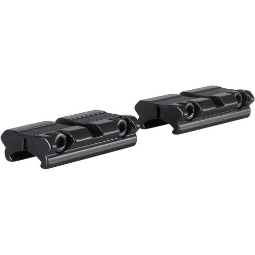 "Hawke Sport Optics 2-Piece 3/8"" Rifle-to-Weaver Adapter Base (Black)"