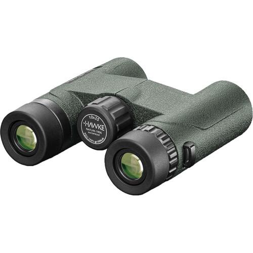 Hawke Sport Optics 10x25 Nature-Trek Binoculars (Green)