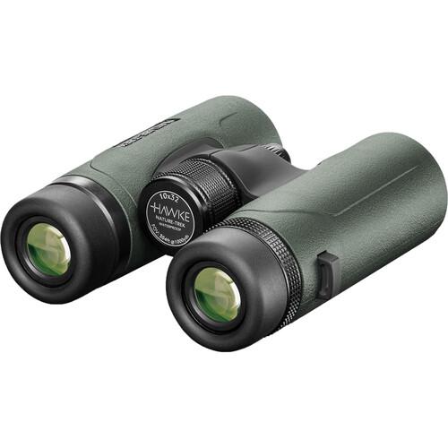 Hawke Sport Optics 10x32 Nature-Trek Binoculars (Green)