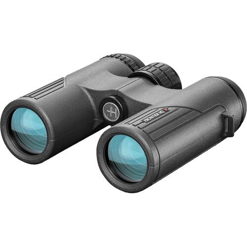Hawke Sport Optics 8x32 Frontier HD X Binocular (Gray)