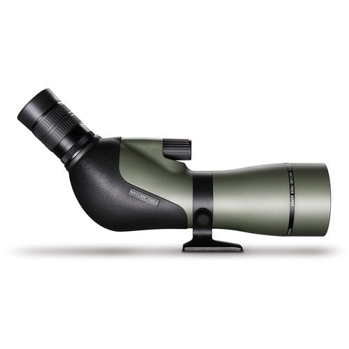 Hawke Sport Optics Nature-Trek 16-48x65 Spotting Scope (Angled Viewing)