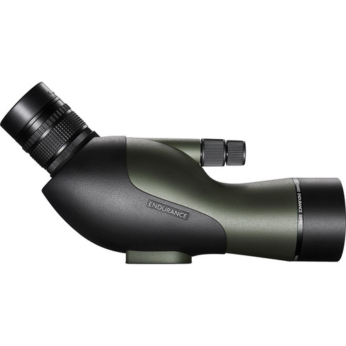 Hawke Sport Optics Endurance 12-36x50 Spotting Scope (Angled Viewing)