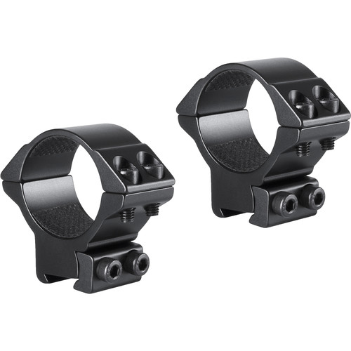 Hawke Sport Optics 2-Piece 30mm Match Mount for 9-11mm Rails (Medium)