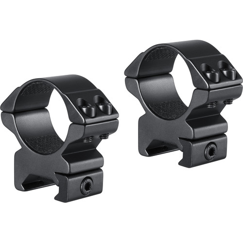 Hawke Sport Optics 2-Piece 30mm Match Mount for Weaver Rails (Medium)
