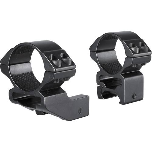 "Hawke Sport Optics 2-Piece Reach Forward 30mm Match Mount for Weaver Rails (1"" Extension, High)"