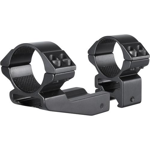 "Hawke Sport Optics 2-Piece Reach Forward 30mm Match Mount for Weaver Rails (2"" Extension, High)"