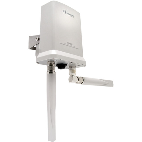 Hawking Technologies HOW2R1 Hi-Gain Outdoor Wireless-300N Dual Radio Smart Repeater