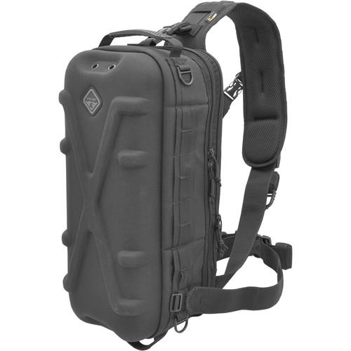 Hazard 4 Plan-B Hard Shell Go-Bag Sling-Pack (Black)