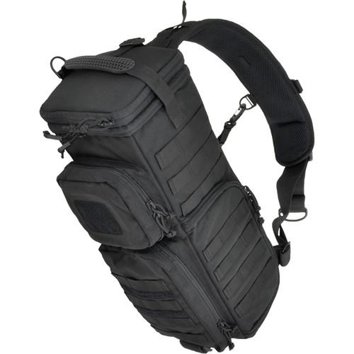 Hazard 4 Photo-Recon Evac Series Tactical Optics Sling-Pack (Black)