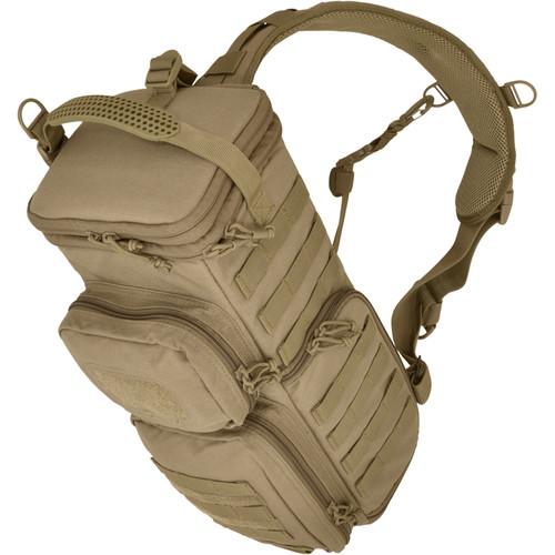 Hazard 4 Photo-Recon Evac Series Tactical Optics Sling-Pack (Coyote)