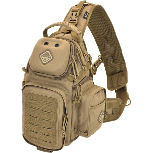 Hazard 4 Freelance Photo and Drone Tactical Sling-Pack (Coyote)