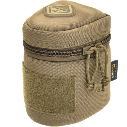 Hazard 4 Small Jelly Roll Padded MOLLE Lens Case (Coyote)