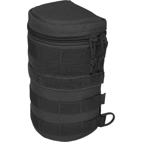 Hazard 4 Large Jelly Roll Padded Lens/Scope/Bottle Case (Black)