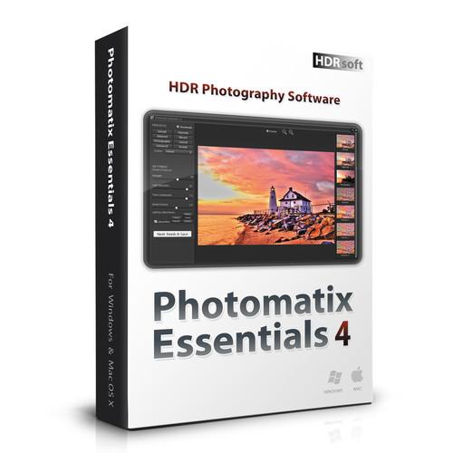Hdrsoft Photomatix Essentials 4.0 (Download)