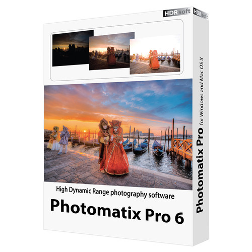 Hdrsoft Photomatix Pro 6.0 (Download)