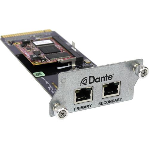 Hear Technologies Dante Card 16-Channel Dante I/O Card for Hear Back PRO Hub